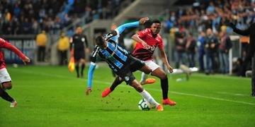Jean Pyerre participou do primeiro gol e anotou o segundo