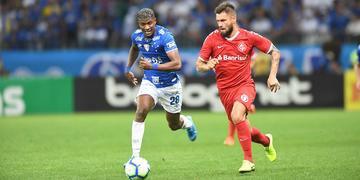 Inter e Cruzeiro decidem um finalista da Copa do Brasil