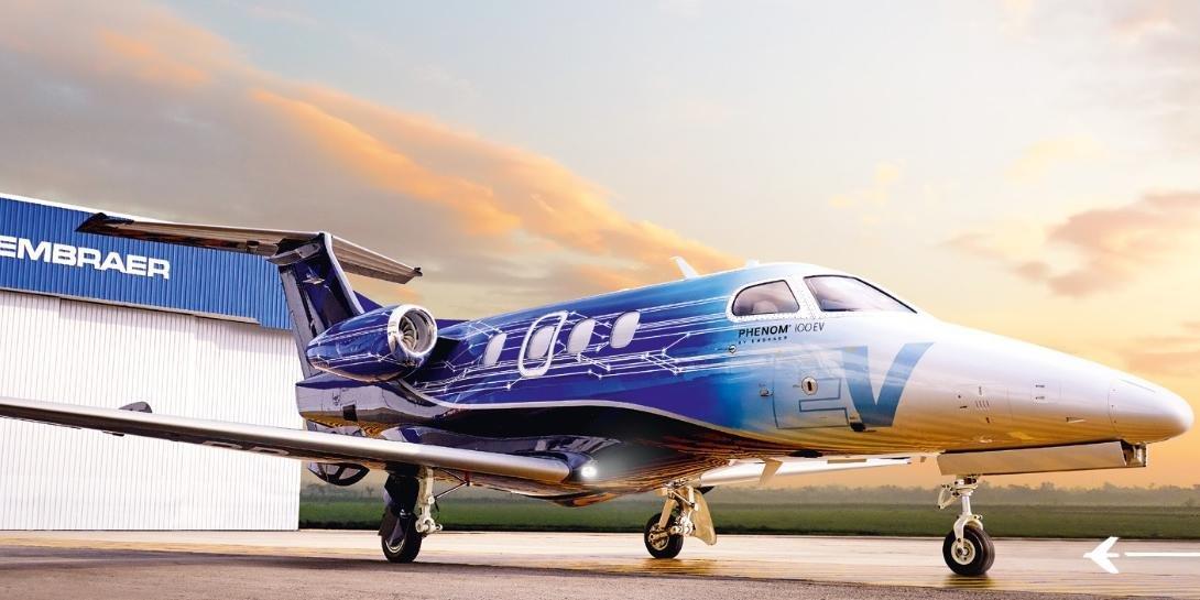 Diversos jatos da Embraer foram adquiridos na modalidade