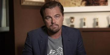 DiCaprio lamentou as notícias sobre o aumento de queimadas na floresta amazônica