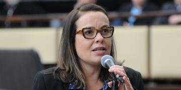 Deputada Juliana Brizola