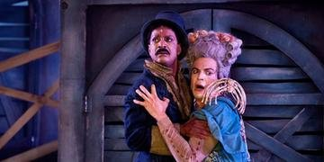 Luis Miranda e Mateus Solano remontam grande sucesso do teatro brasileiro