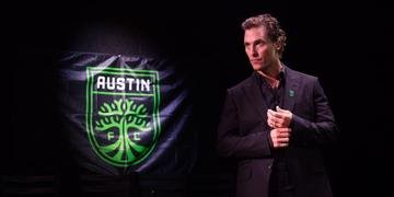 Matthew McConaughey será professor universitário no Texas