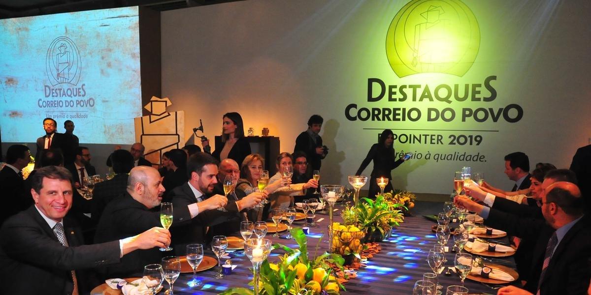 Jantar prestigiou os destaques da Expointer 2019