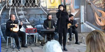 Evento acontece na rua Olavo Bilac a partir das 16h