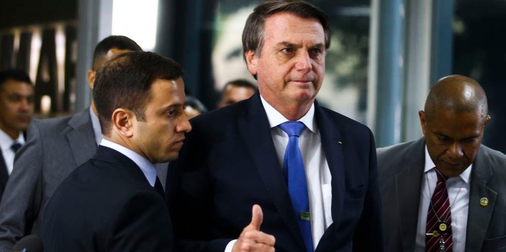 Jair Bolsonaro descartou a criação de uma nova CPMF