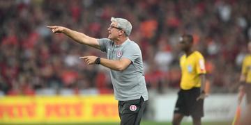 Apesar da derrota, Odair viu Inter equilibrado dentro da proposta de jogo definida antes da final