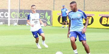 Paulo Miranda surge como alternativa por conta da lesão do titular Léo Gomes