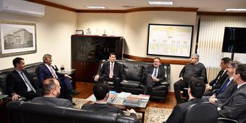 Chefes de Poderes voltam a se reunir para discutir LDO, antes da audiência no STF