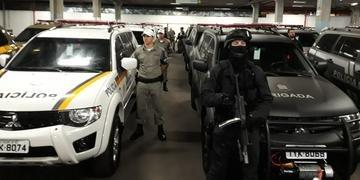 Empresários Gaúchos desde 2017 tem doado viaturas, armamentos e equipamentos para as forças de segurança do Estado por isenção de impostos