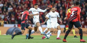 Grêmio e Athletico se enfrentaram nas semifinais da Copa do Brasil