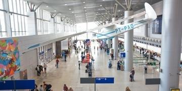 A partir deste domingo, todas as operações de companhias aéreas do Aeroporto Salgado Filho passam a acontecer no Terminal de Passageiros