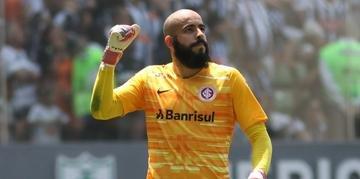 Danilo Fernandes fez grandes defesas neste domingo