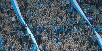 Arena do Grêmio terá casa cheia contra o Flamengo