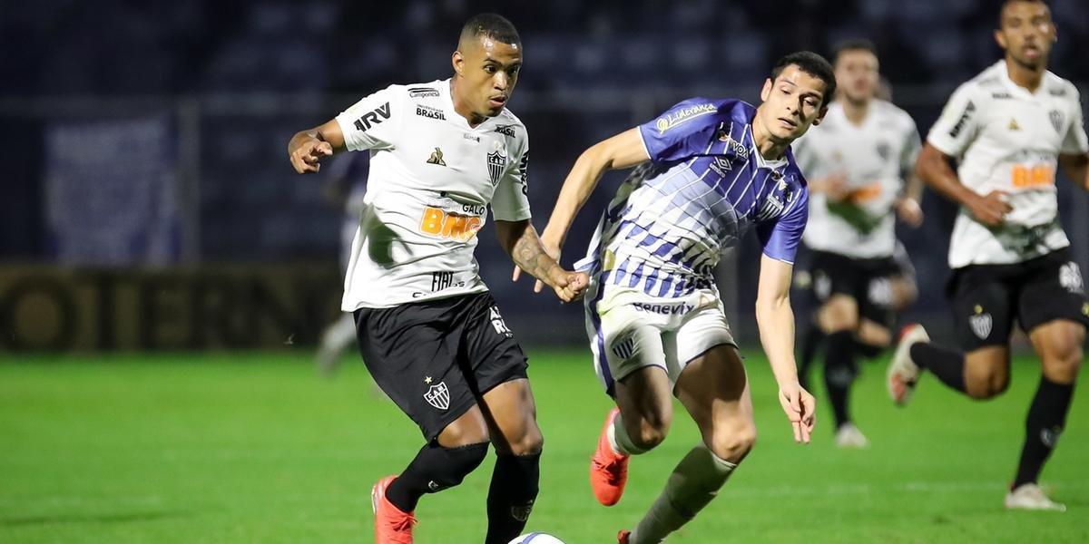 Avaí venceu a primeira na Ressacada no Brasileirão 2019