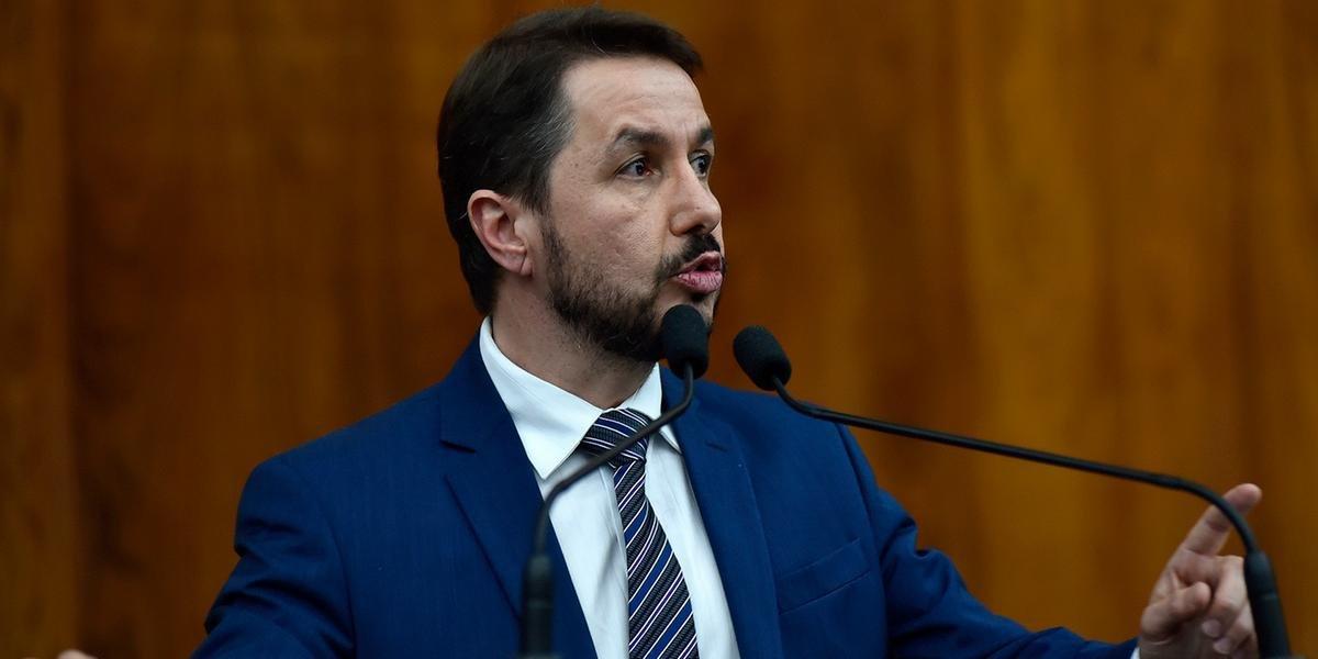 Deputado Sérgio Turra foi o autor da proposta