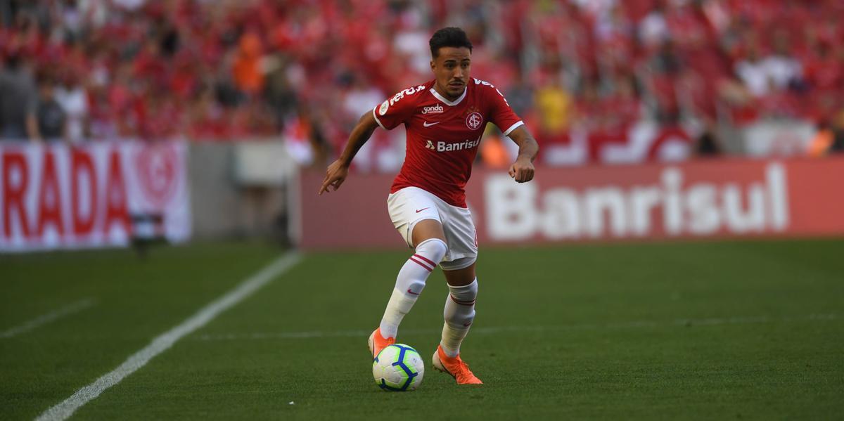Heitor considerou que time fez jogo parelho contra o Palmeiras