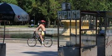 Semana começa com temperaturas altas em Porto Alegre