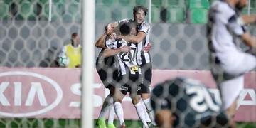 Atlético-MG virou sobre o Ceará e encerrou jejum