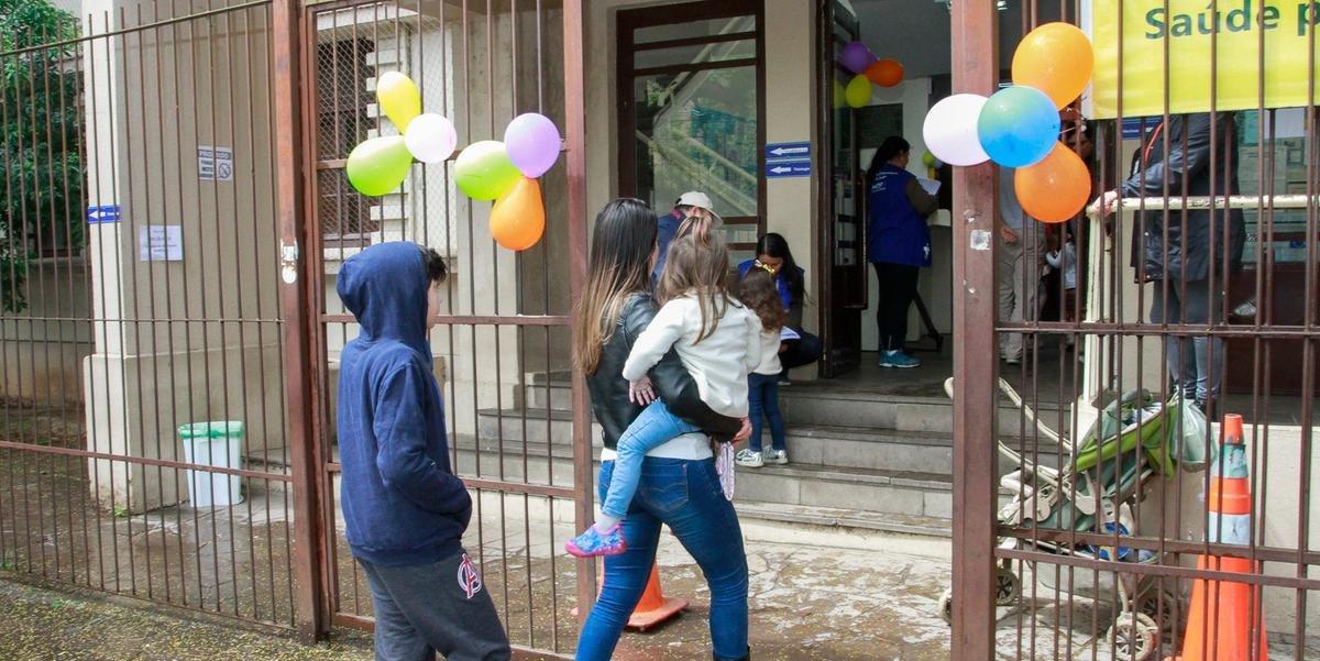 Campanha de vacinação contra o sarampo inicia na próxima segunda-feira