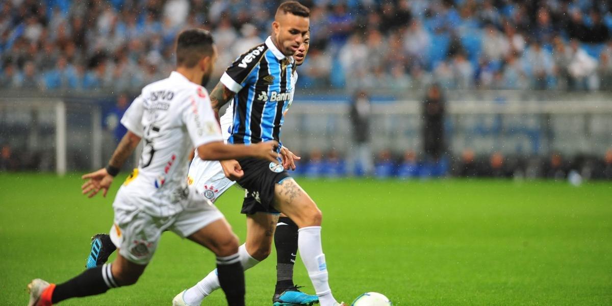 Renato Portaluppi acredita que Luan precisa melhorar muito ainda no Grêmio