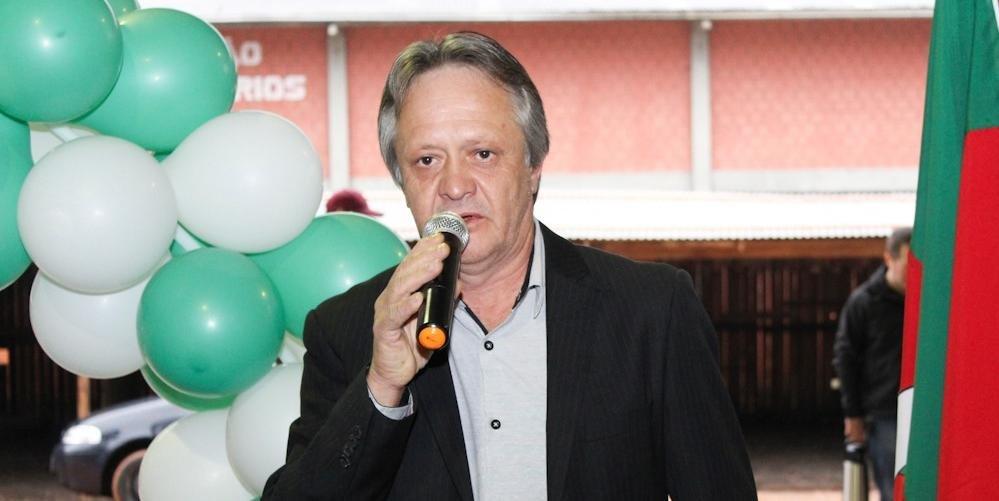 Celso Casagrande sofreu um infarto do miocárdio na madrugada deste domingo