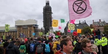 Movimento surgiu em Londres, no ano passado