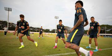 Equipe fará jogo contra times africanos