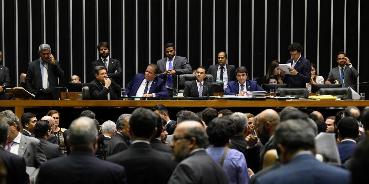 Relatório aprovado pela CCJ é do senador Antônio Anastasia