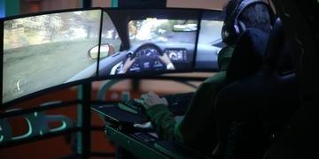 Poltrona gamer é um produto conceito produzido apenas por encomenda.