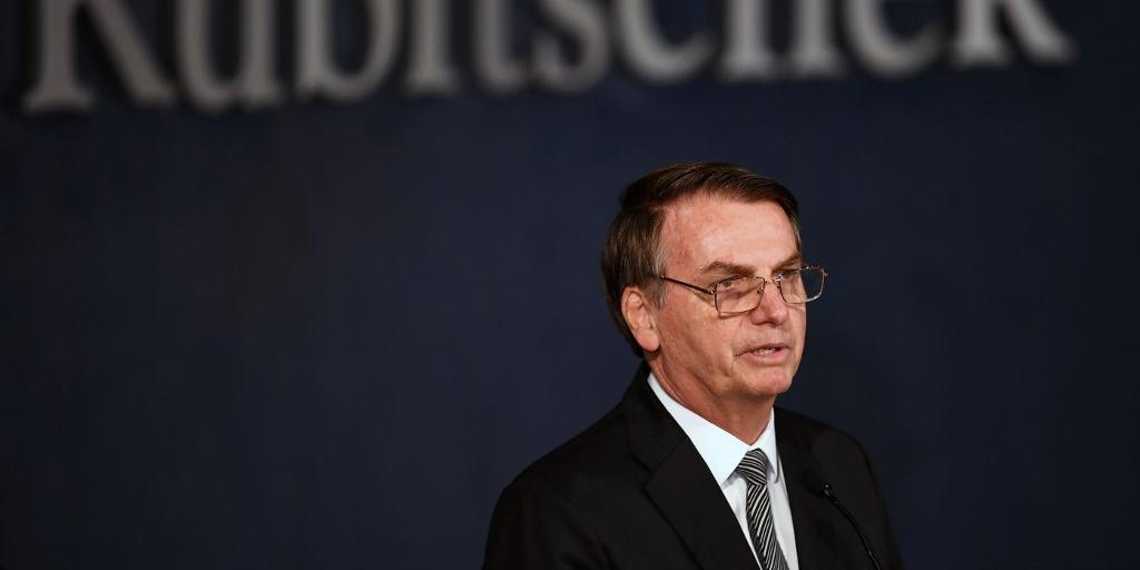 Bolsonaro irá viajar para o Oriente Médio em busca de investimentos