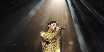 Prince morreu aos 57 anos, em 2016