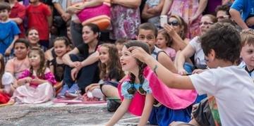 Festa Rua da Criança ocorre neste sábado na Lopo Gonçalves