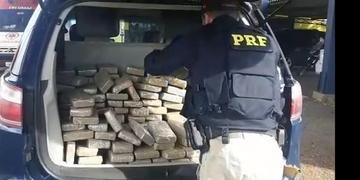 Estrangeiros foram presos em flagrantes pela PRF