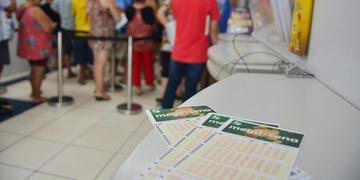 Caixa ainda não divulgou os porcentuais de aumento das loterias