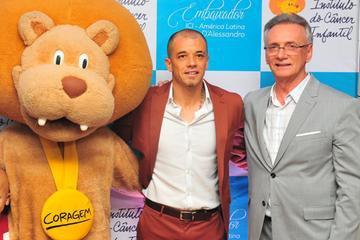 D'Alessandro foi nomeado embaixador do ICI na tarde desta segunda-feira