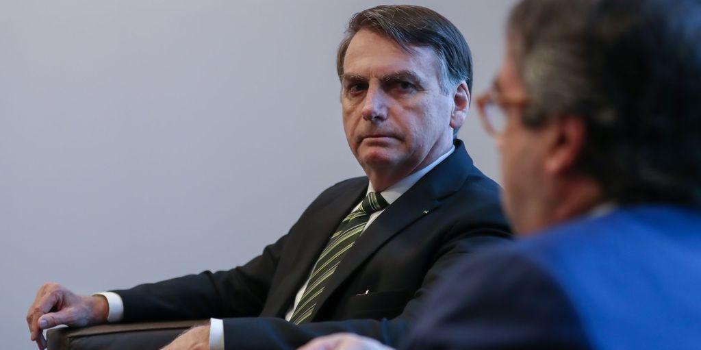 Presidente segue avaliando situação do PSL e chegou a comparar a relação com o partido com um casamento