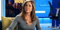 Aniston em cena de 'The Morning Show'