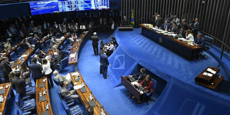Senado realiza hoje votação da Reforma da Previdência