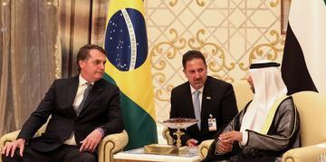 Bolsonaro pretende expandir ainda mais parceria em viagem aos Emirados Árabes Unidos