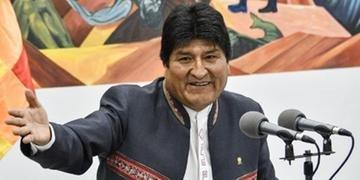 Presidente da Bolívia, Evo Morales, completou 60 anos de idade neste sábado