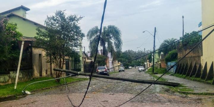 Quase 6 mil pessoas foram afetadas pelos temporais no Rio