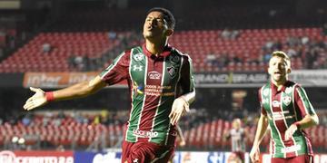 Fluminense venceu por 2 a 0 no Morumbi
