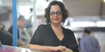 Lélia Almeida é uma das escritoras que estará no Sarau das Gurias