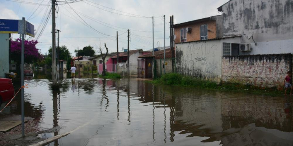 Prefeitura negocia com o governo federal para a construção de um dique que solucionaria o problema de alagamentos em Eldorado do Sul