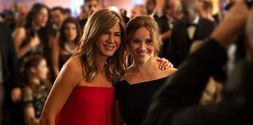 Jennifer Aniston e Reese Whiterspoon estrelam