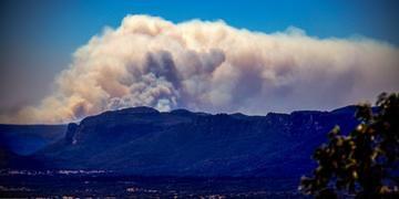 Incêndios deixaram duas mortes na Austrália