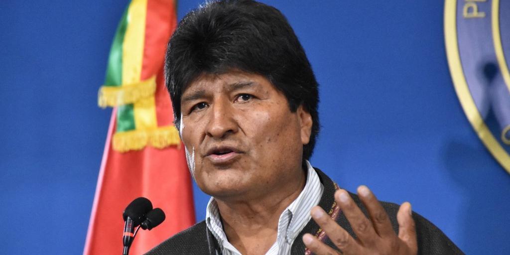 Morales lamentou iniciativa de policiais com deserções