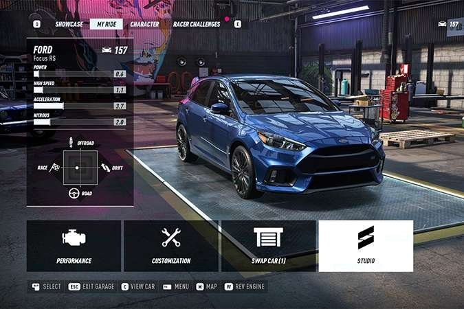 need for speed heat character customization reddit