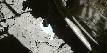 Chegada de cápsula com materiais coletados está prevista para daqui a um ano
